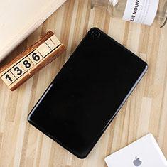 Xiaomi Mi Pad 4用極薄ソフトケース シリコンケース 耐衝撃 全面保護 S01 Xiaomi ブラック