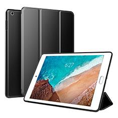 Xiaomi Mi Pad 4用手帳型 レザーケース スタンド カバー L01 Xiaomi ブラック