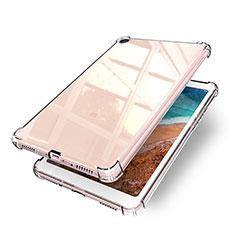 Xiaomi Mi Pad 4 Plus 10.1用極薄ソフトケース シリコンケース 耐衝撃 全面保護 クリア透明 カバー Xiaomi クリア