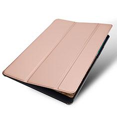 Xiaomi Mi Pad 4 Plus 10.1用手帳型 レザーケース スタンド カバー Xiaomi ローズゴールド