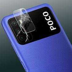 Xiaomi Poco M3用強化ガラス カメラプロテクター カメラレンズ 保護ガラスフイルム Xiaomi クリア