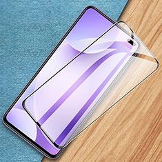 Xiaomi Poco X2用強化ガラス フル液晶保護フィルム F03 Xiaomi ブラック