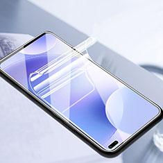 Xiaomi Poco X2用高光沢 液晶保護フィルム フルカバレッジ画面 F01 Xiaomi クリア