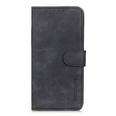 Xiaomi Poco X3 NFC用手帳型 レザーケース スタンド カバー L06 Xiaomi ブラック