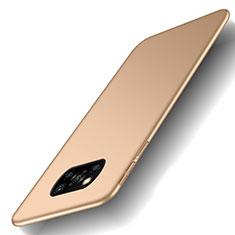 Xiaomi Poco X3 NFC用ハードケース プラスチック 質感もマット カバー M03 Xiaomi ゴールド