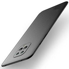 Xiaomi Redmi 10X Pro 5G用ハードケース プラスチック 質感もマット カバー M01 Xiaomi ブラック