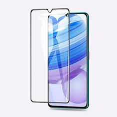 Xiaomi Redmi 10X Pro 5G用強化ガラス フル液晶保護フィルム Xiaomi ブラック