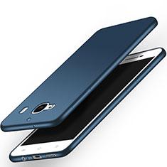 Xiaomi Redmi 2A用ハードケース プラスチック 質感もマット Xiaomi ネイビー