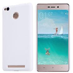 Xiaomi Redmi 3S用ハードケース プラスチック メッシュ デザイン Xiaomi ホワイト