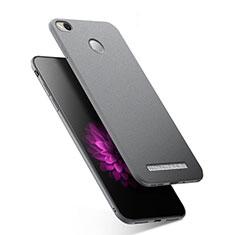 Xiaomi Redmi 3S用極薄ソフトケース シリコンケース 耐衝撃 全面保護 S02 Xiaomi グレー