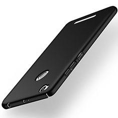 Xiaomi Redmi 3S Prime用ハードケース プラスチック 質感もマット Xiaomi ブラック