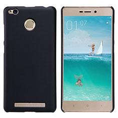 Xiaomi Redmi 3S Prime用ハードケース プラスチック メッシュ デザイン Xiaomi ブラック