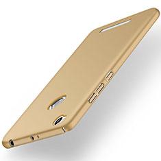 Xiaomi Redmi 3X用ハードケース プラスチック 質感もマット Xiaomi ゴールド
