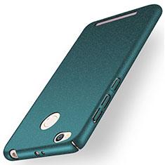Xiaomi Redmi 3X用ハードケース カバー プラスチック Xiaomi グリーン