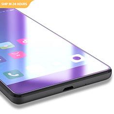 Xiaomi Redmi 3X用アンチグレア ブルーライト 強化ガラス 液晶保護フィルム Xiaomi ネイビー