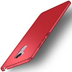 Xiaomi Redmi 4 Prime High Edition用ハードケース プラスチック 質感もマット Xiaomi レッド
