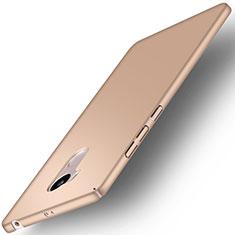 Xiaomi Redmi 4 Prime High Edition用ハードケース プラスチック 質感もマット Xiaomi ゴールド