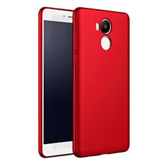 Xiaomi Redmi 4 Prime High Edition用ハードケース プラスチック 質感もマット M01 Xiaomi レッド