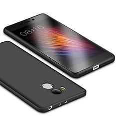Xiaomi Redmi 4 Prime High Edition用極薄ソフトケース シリコンケース 耐衝撃 全面保護 Xiaomi ブラック