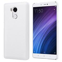 Xiaomi Redmi 4 Prime High Edition用ハードケース プラスチック メッシュ デザイン Xiaomi ホワイト