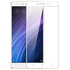 Xiaomi Redmi 4 Prime High Edition用強化ガラス フル液晶保護フィルム Xiaomi ホワイト