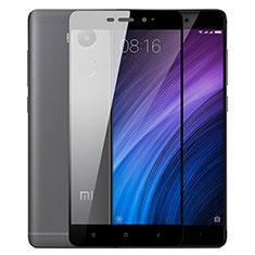 Xiaomi Redmi 4 Prime High Edition用強化ガラス フル液晶保護フィルム Xiaomi ブラック