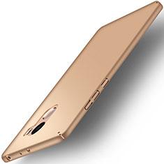 Xiaomi Redmi 4 Standard Edition用ハードケース プラスチック 質感もマット Xiaomi ゴールド