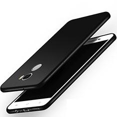Xiaomi Redmi 4 Standard Edition用シリコンケース ソフトタッチラバー Xiaomi ブラック