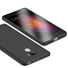 Xiaomi Redmi 4 Standard Edition用極薄ソフトケース シリコンケース 耐衝撃 全面保護 S01 Xiaomi ブラック