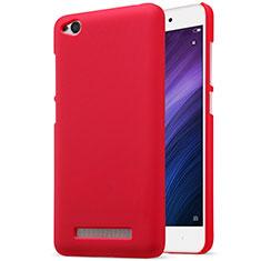 Xiaomi Redmi 4A用ハードケース プラスチック メッシュ デザイン Xiaomi レッド