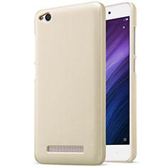 Xiaomi Redmi 4A用ハードケース プラスチック メッシュ デザイン Xiaomi ゴールド