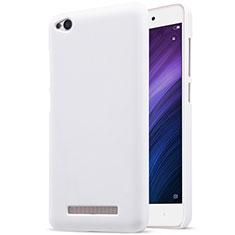 Xiaomi Redmi 4A用ハードケース プラスチック メッシュ デザイン Xiaomi ホワイト