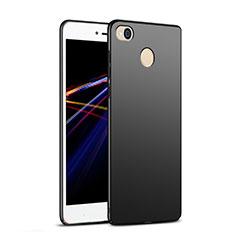 Xiaomi Redmi 4X用ハードケース プラスチック 質感もマット M02 Xiaomi ブラック