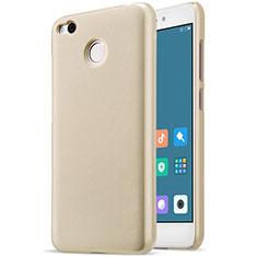 Xiaomi Redmi 4X用ハードケース プラスチック メッシュ デザイン Xiaomi ゴールド