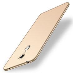 Xiaomi Redmi 5用ハードケース プラスチック 質感もマット M01 Xiaomi ゴールド