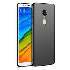 Xiaomi Redmi 5用ハードケース プラスチック 質感もマット Xiaomi ブラック