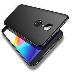 Xiaomi Redmi 5用ハードケース プラスチック 質感もマット M02 Xiaomi ブラック