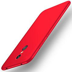 Xiaomi Redmi 5 Plus用極薄ソフトケース シリコンケース 耐衝撃 全面保護 S01 Xiaomi レッド