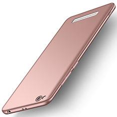 Xiaomi Redmi 5A用ハードケース プラスチック 質感もマット M01 Xiaomi ローズゴールド