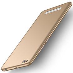 Xiaomi Redmi 5A用ハードケース プラスチック 質感もマット M01 Xiaomi ゴールド