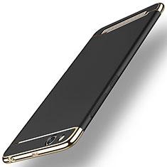 Xiaomi Redmi 5A用ケース 高級感 手触り良い メタル兼プラスチック バンパー Xiaomi ブラック