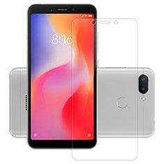 Xiaomi Redmi 6用強化ガラス 液晶保護フィルム Xiaomi クリア