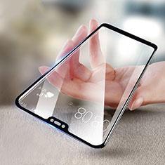 Xiaomi Redmi 6 Pro用強化ガラス フル液晶保護フィルム F04 Xiaomi ブラック