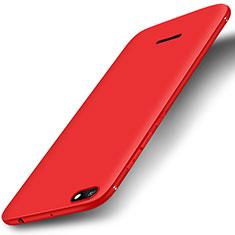 Xiaomi Redmi 6A用極薄ソフトケース シリコンケース 耐衝撃 全面保護 S01 Xiaomi レッド