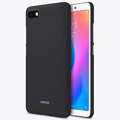 Xiaomi Redmi 6A用ハードケース プラスチック メッシュ デザイン Xiaomi ブラック