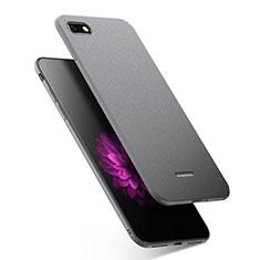 Xiaomi Redmi 6A用シリコンケース ソフトタッチラバー Xiaomi グレー