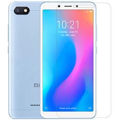 Xiaomi Redmi 6A用強化ガラス 液晶保護フィルム T01 Xiaomi クリア