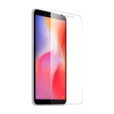 Xiaomi Redmi 6A用強化ガラス 液晶保護フィルム T02 Xiaomi クリア