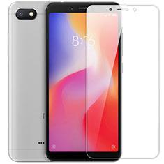 Xiaomi Redmi 6A用強化ガラス 液晶保護フィルム T03 Xiaomi クリア