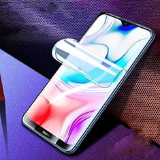 Xiaomi Redmi 8A用高光沢 液晶保護フィルム フルカバレッジ画面 F02 Xiaomi クリア